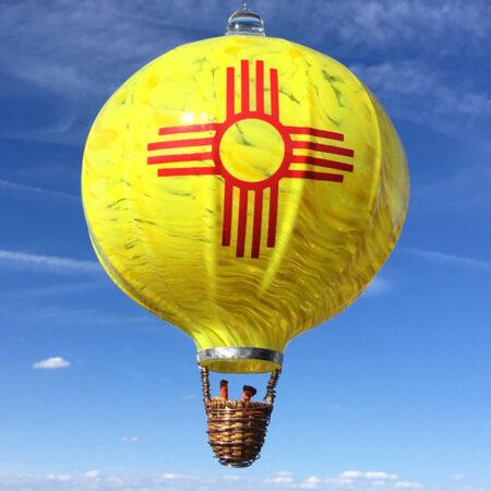 Ribbed Balloon – Canary w/Zia