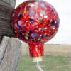 Hummingbird Feeder– Confetti Red