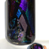 Wine Chiller – Black w/Dichroic