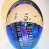 Dichroic Egg – Lapis Blue