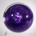 Purple knob