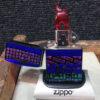 Zippo – Purple, Blue & Aqua