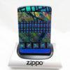 dichroic glass zippo lighter