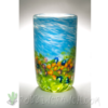 Field of Flowers Cylinder