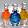 Short perfume bottles