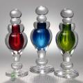 Tall perfume bottles