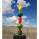 Paintbrush Totem #2