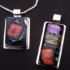 Dichroic Pendants – Rectangles