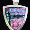 Dichroic Pendant – Shield