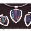 Dichroic Pendants – Shields
